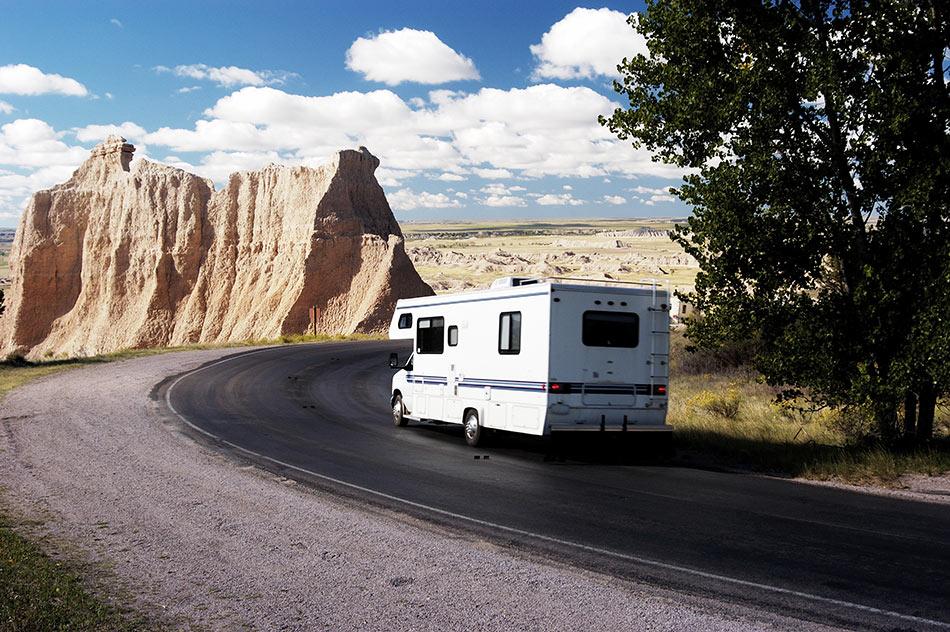 RV / Motor Home / Travel Trailer / Stationary & Seasonal Mobile Homes